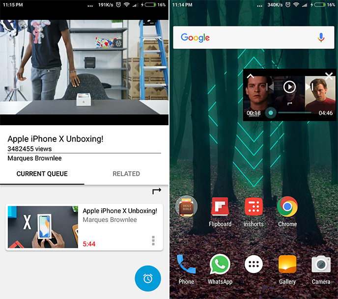 customize android without root