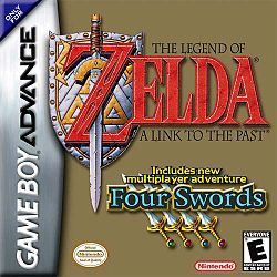 The Legend of Zelda: A Link to the Past- Four Swords