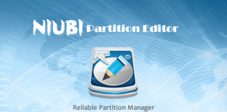 NIUBI Partition Editor