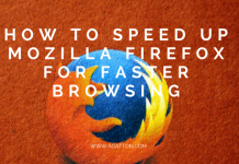 faster browsing speed