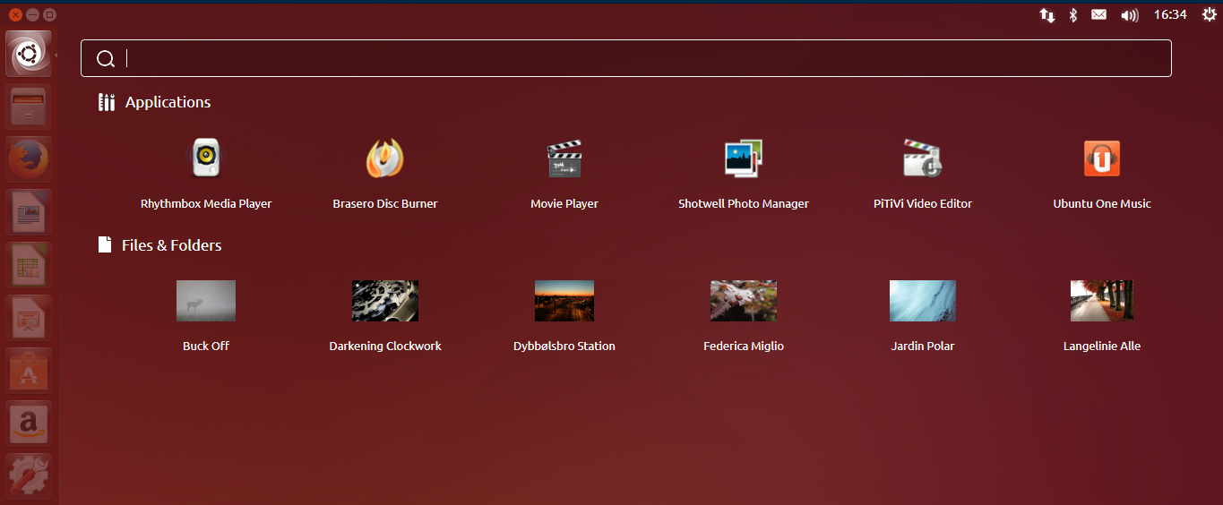 Ubuntu – Distro for laptops and PC