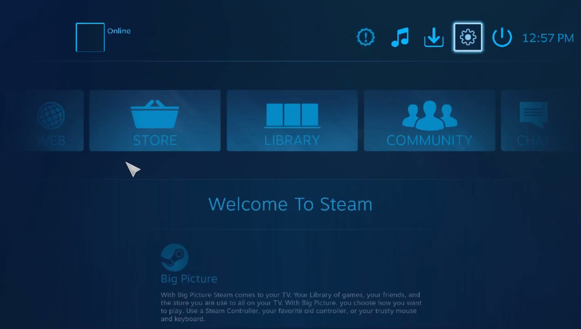 Steam OS – The best distro for gaming