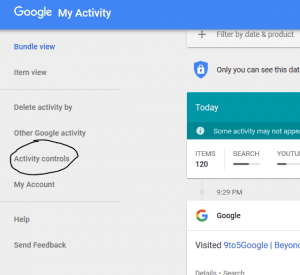 Google's new feature