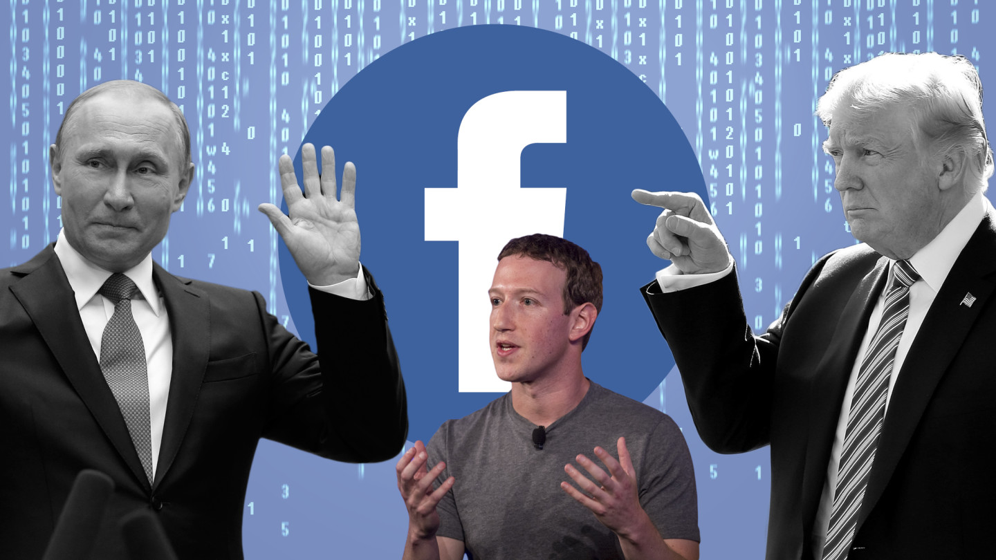 Facebook role in US elections