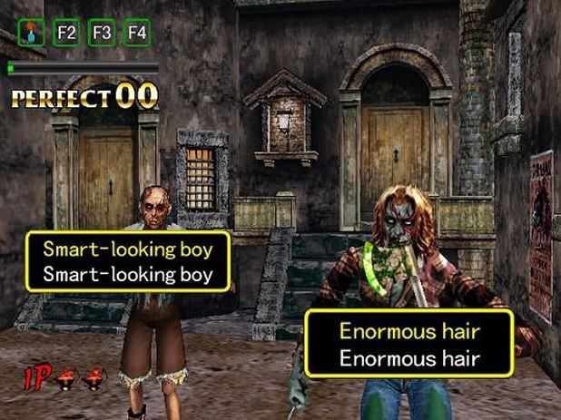 Typing Of The Dead