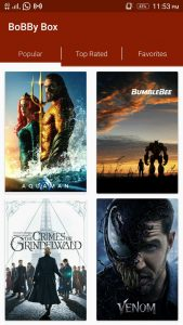 boby movies and reviews