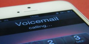 set up voicemail