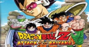 Dragon Ball Z - Attack of the Saiyans EU