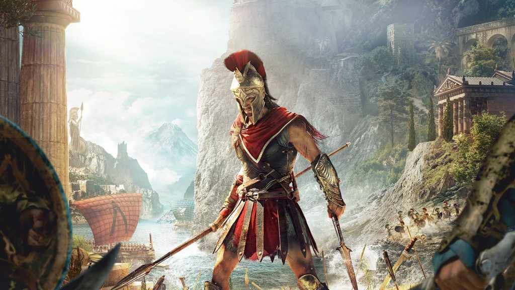 Games like Skyrim - Assassin's Creed Odyssey