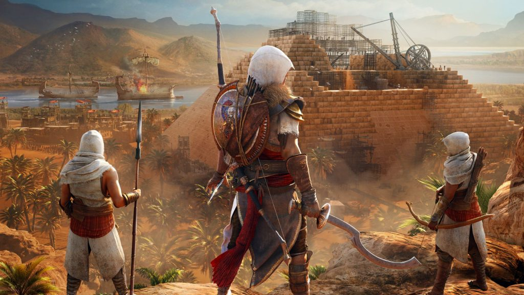 Games like Skyrim - Assassin's Creed Origins