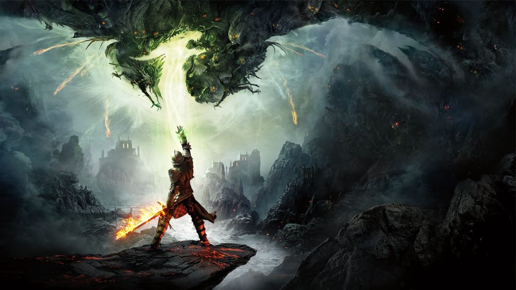 Games like Skyrim - Dragon Age Inquisition