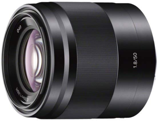 Sony E 50mm f/1.8 OSS prime lens - Best Lenses for Sony A6000