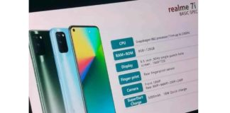 Realme 7i Specs Leaked Ahead of Its Launch