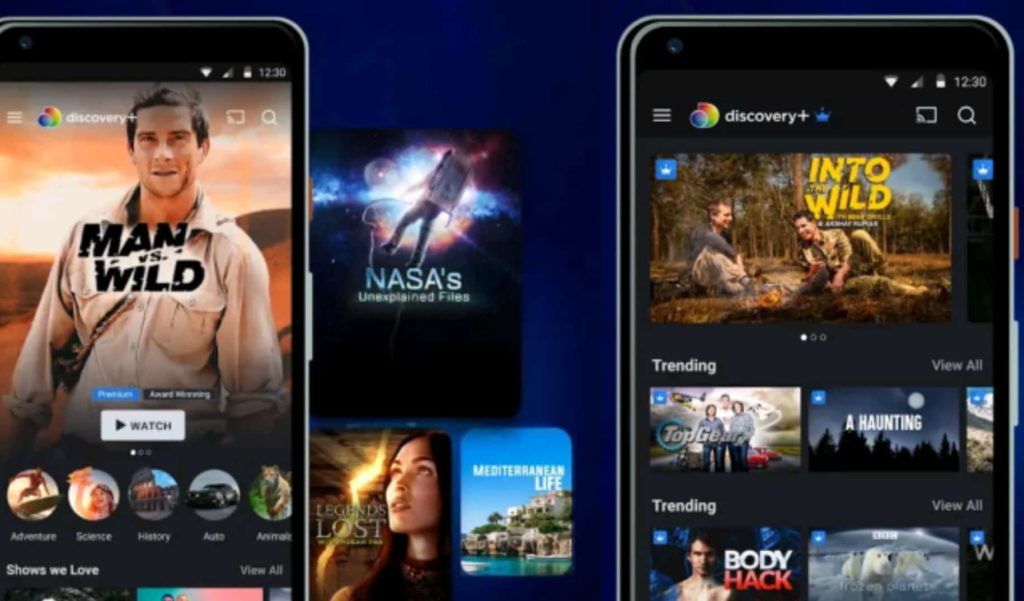 Discovery Announces Discovery+ in the US, Available on Android, Chromecast With Google TV, Android TV