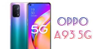 OPPO A93 5G Listed on Chinese Ecommerce Website With 90Hz Display, 48MP Triple Cameras