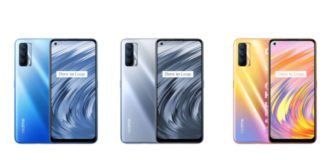 Realme V15 5G With MediaTek Dimensity 800U, Triple Rear Camera Launched in China; Check Price, Specs