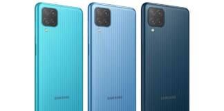 Samsung Galaxy M12 Launched With Quad Rear Cameras, 6,000mAh Battery: Check Specs, Features
