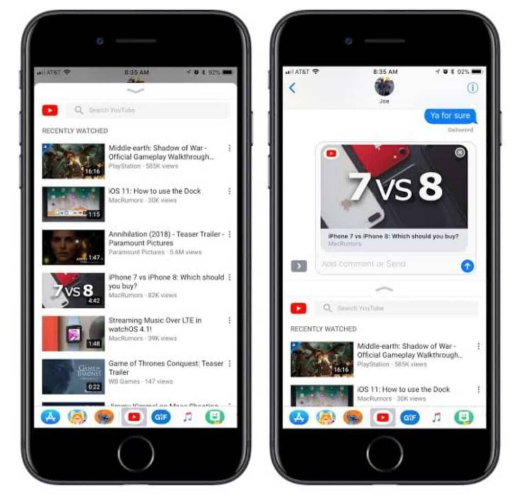 YouTube for iOS App Receives First Update in 2Months: First Major Update to an iOS App From Google Since December
