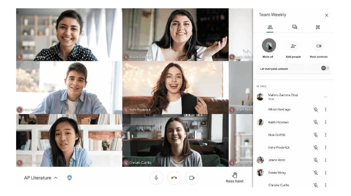 Google Meet Launches Exclusive Features for Teachers and Students